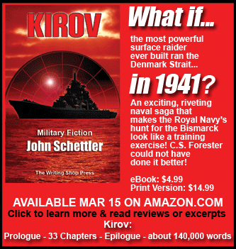 New Military Fiction - Kirov