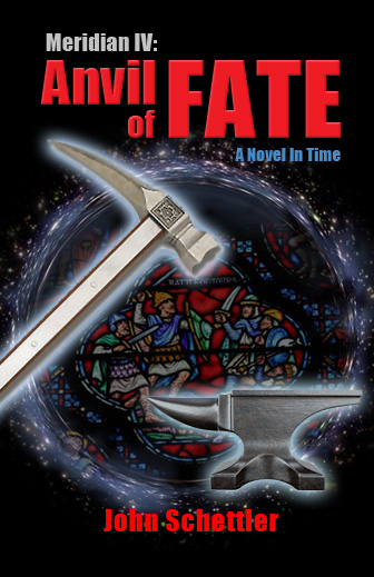 Anvil of Fate Time Travel Adventure