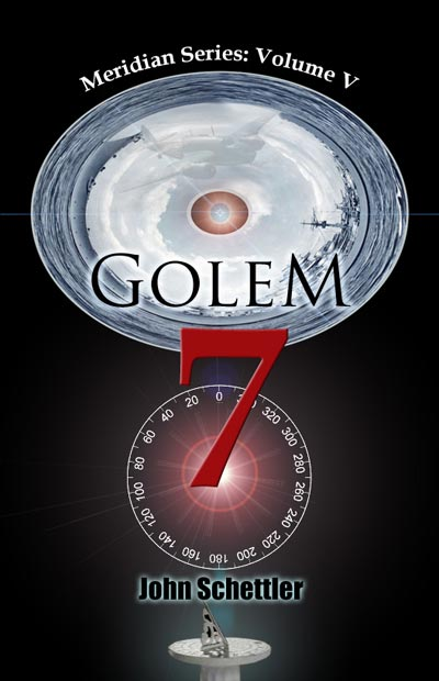 Golem 7 Naval Fiction Time Travel Adventure