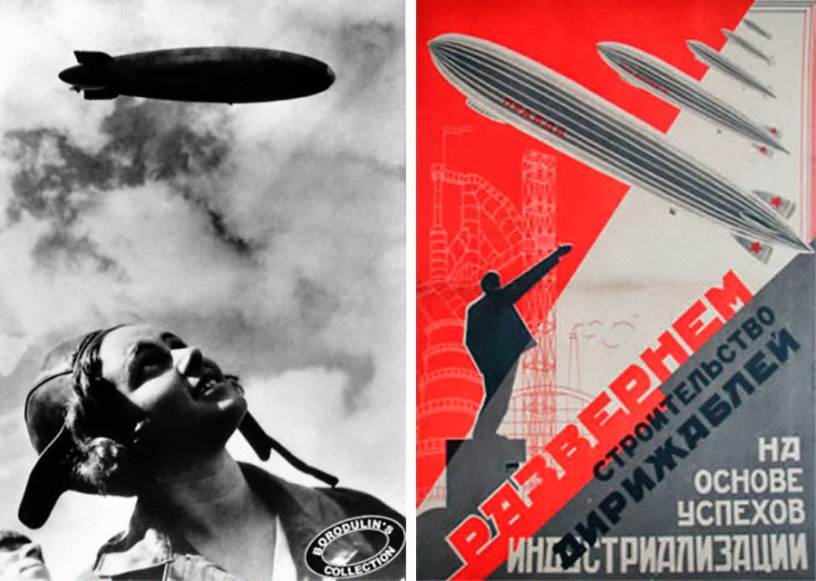 Orenburg Airships-1942-